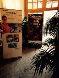 La session de formation s'est déroulée dans les locaux d'Air Tahiti Nui - Photo DR