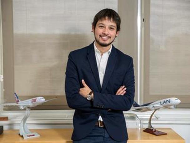 LATAM : Gonzalo Salinas Pereira, nouveau Directeur des opérations pour l'Europe