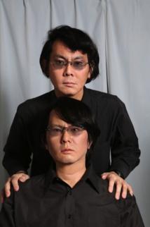 Ishiguro et son géminoide - Crédits image : Luisa Whitton
