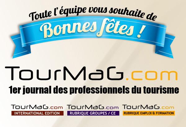 Vacances de Noël : TourMaG.com sera de retour le 5 janvier 2015 !