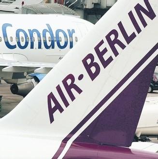 Air Berlin va mettre la main sur Condor, la filiale de Thomas Cook pour contrôler environ 150 appareils moyens et longs courriers