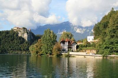 Bled (Slovénie), une étape très appréciée par les AGV
