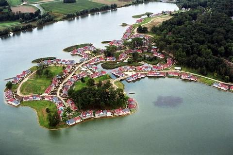 Domaine du Lac d'Ailette : chronique d'un succès annoncé