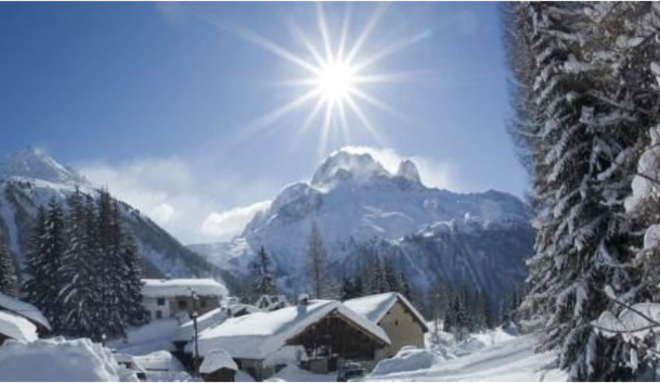 Les taux de fréquentation étaient meilleurs pour la semaine du Nouvel An que pour celle de Noël en Savoie Mont-Blanc - DR : Savoie Mont-Blanc Tourisme