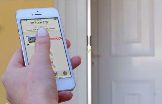 Avec RentEZ, le mobile devient la clef.
