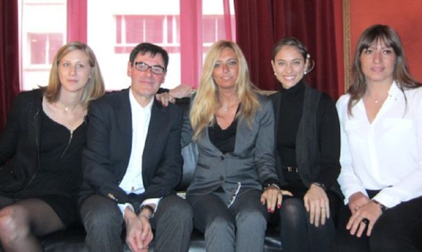 Olivier Glasberg and his team of experts joined the network of luxury travel agencies. DR - LAC
