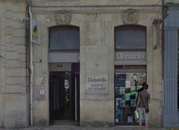 Donatello dispose de 11 points de vente physiques en France - DR : Google Street View
