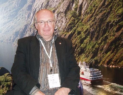 François Weill, PDG et directeur régional Europe du Sud