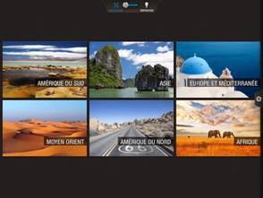 Directours lance la toute première application iPad dédiée au « Voyage sur-mesure ».