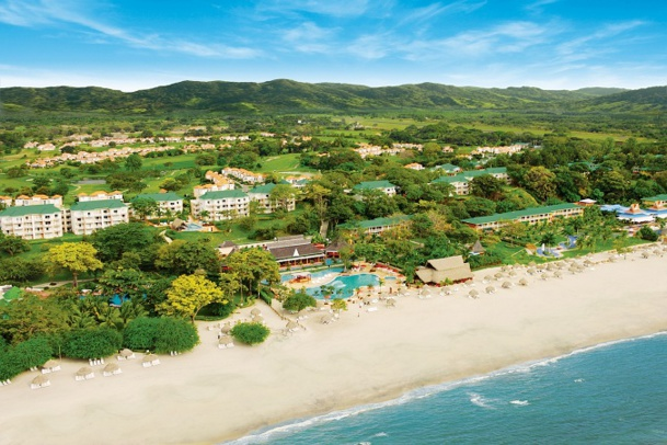 Le Lookéa Pacific Panama compte 820 chambres au bord d'une plage de sable blanc de 1,5 km - DR : Decameron