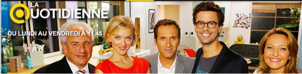Voyages sur-mesure : France 5 invite Nouvelles Frontières le 12 janvier 2015