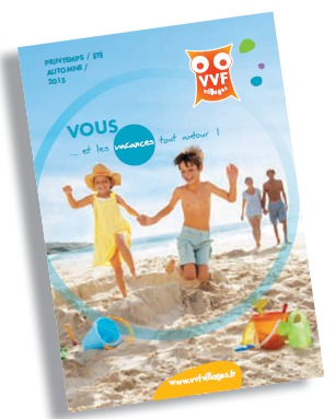 VVF Villages sort son catalogue pour 2015 - DR