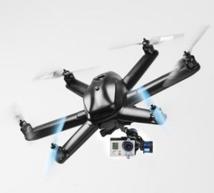 Caméra aérienne, Hexo+ réalise des films à grand spectacle