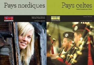 Les brochures de Scanditours et Celtictours pour l'été 2015 sont disponibles - DR