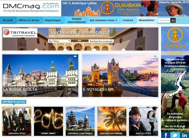 Le portail DMCmag.com est le pionnier en la matière. DR DMCmag.com
