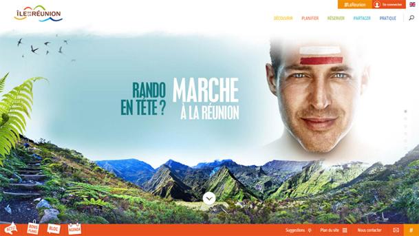 Île de La Réunion Tourisme : un nouveau site web plus intuitif pour planifier son séjour