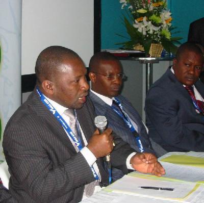 Sidiki Konate, Ministre du tourisme et de l'artisanat