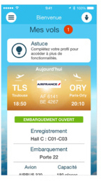Toulouse Blagnac : l'aéroport lance son application mobile