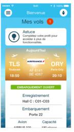 Toulouse Blagnac : l'aéroport lance son application mobile
