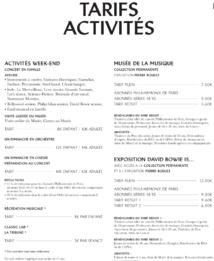 Philharmonie de Paris : (em)menez vos groupes à la baguette !
