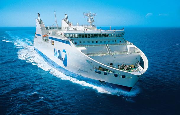 """La SNCM devra rembourser les 198 M€ """"indûment versés"""" par l'office des transports de la Corse, au titre du service complémentaire, comme l'avait exigé la Commission européenne, en septembre 2014 - DR : SNCM"""