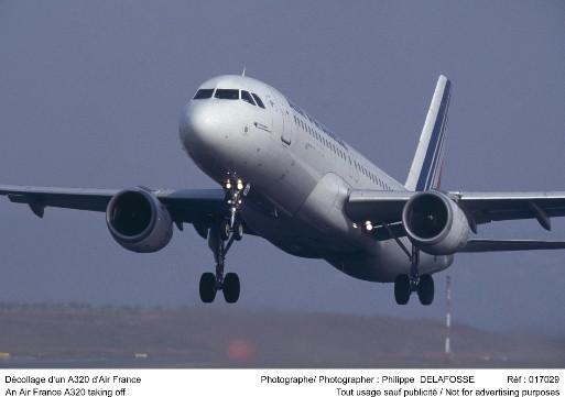 L'A 320 d'Air France soulève les passions...