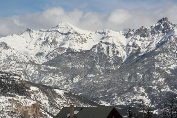 Les taux d'occupation des hébergements en montagne ont subi le manque de neige pendant la semaine de Noël 2014 - Photo J.D.L.