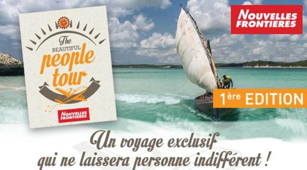 Le Beautiful People Tour récompensera les 9 meilleurs vendeurs par un voyage VIP sur une destination tenue secrète - DR