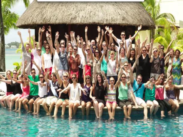 """Les agents de voyages qui ont participé à l'éductour des """"experts"""" de Soléa en novembre dernier pourront tester un nouveau site B2B dès cet été - DR : TourMaG.com"""