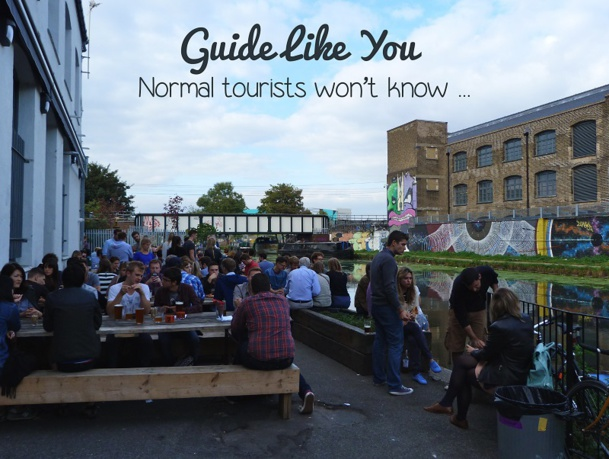 Guide Like You, la plateforme pour rentrer en contact avec des locaux près à vous faire visiter leur ville ©GuideLikeYou