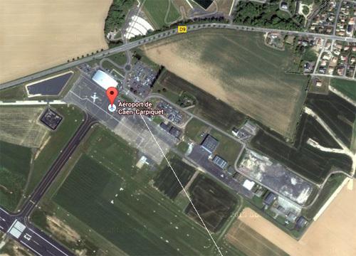 Aéroport Caen-Carpiquet : trafic en hausse de 10% en 2014