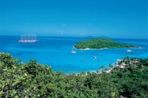 Croisière dans les Îles Grenadine - DR : Star Clippers