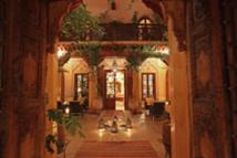 Le Patio de La Maison Arabe - DR : La Maison Arabe