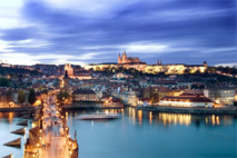 Prague, destination idéale pour les amoureux - DR : Bravofly