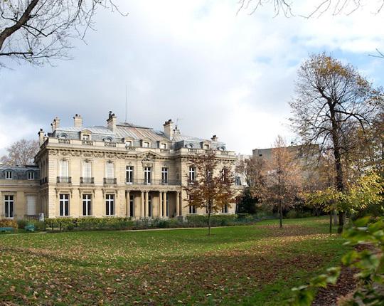Hôtel Salomon de Rothschild : Viparis et GL events partenaires
