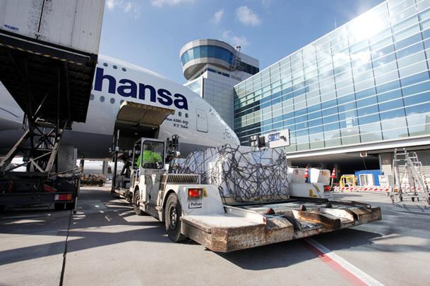 En décembre 2014, l'aéroport de Francfort a accueilli près de 4 millions de passagers - DR : Fraport AG Fototeam Stefan Rebscher