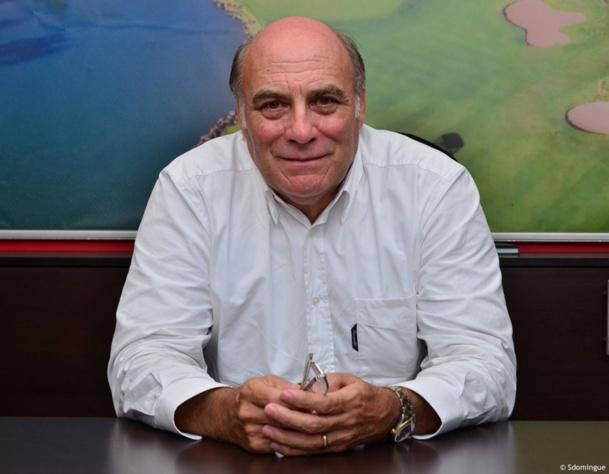 Arnaud Martin a été nommé président de la Mauritius Tourism Promotion Authority (MTPA) le vendredi 16 janvier 2015 - Photo MTPA