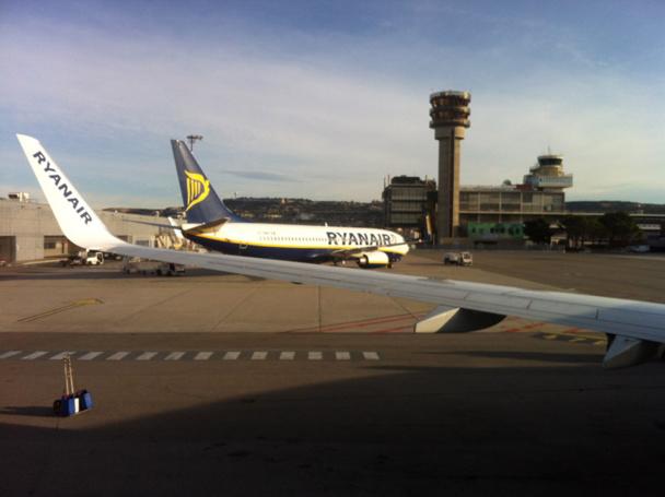 Le concept Ryanair qui a poussé le modèle low cost à son extrême, a changé la donne dans le ciel Européen, et dans l'industrie touristique - Photo CE.