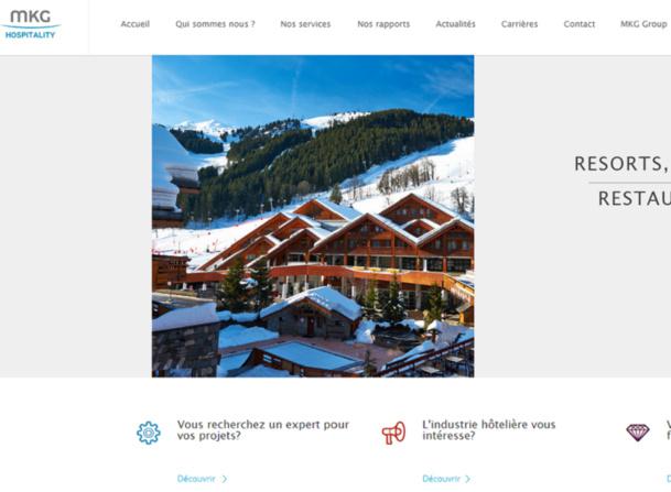 MKG Hospitality dévoile les résultats de son Baromètre annuel de l'hôtellerie en France - Capture d'écran