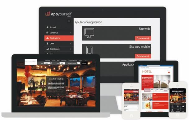 Inscrivez-vous au webinar gratuit pour découvrir les solutions web d'appyourself.