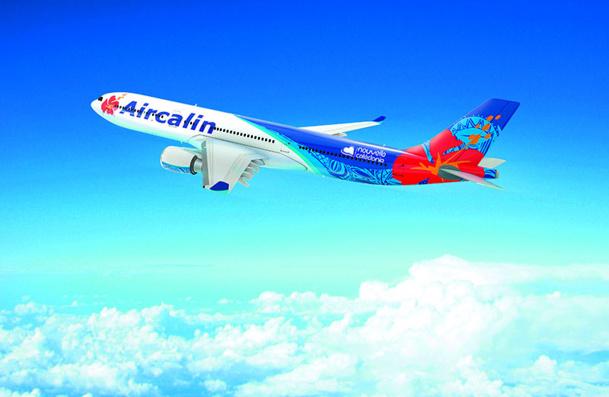 Le partage de codes entre Aircalin et Air Tahiti Nui démarrera dès les prochaines semaines sur la route Nouméa-Papeete - DR : Air Calin