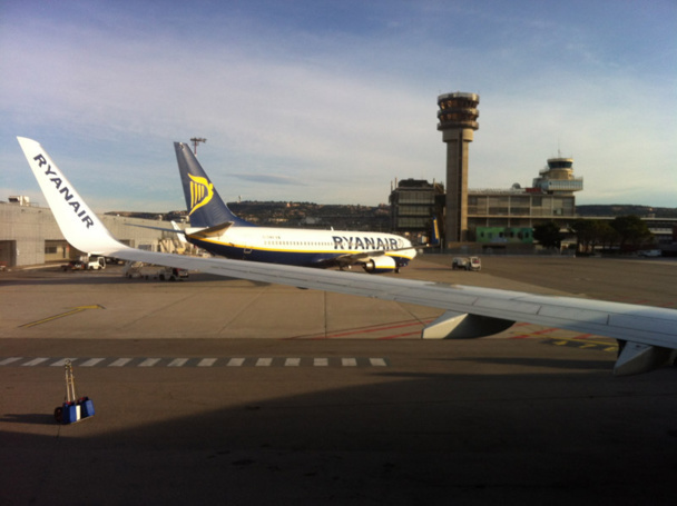 The Ryanair concept that pushed the low-cost model to the extreme, transformed things in the European skies, and the tourism industry - Photo CE.