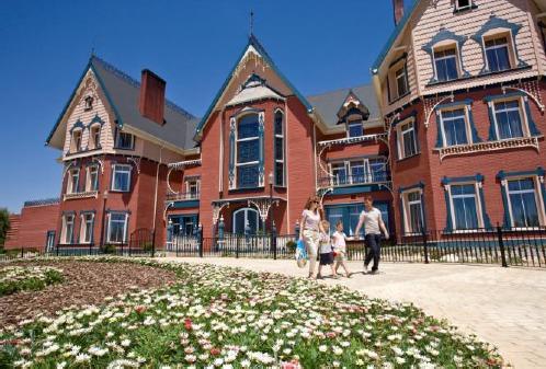 L'Hôtel Mansiòn de Lucy compte 28 chambres et 2 suites - DR : PortAventura