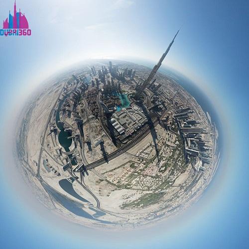 Il a fallu 18 mois de développement pour lancer Dubai 360 - DR : Dubai 360