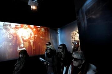 La Grande Guerre en 3D propose une immersion avec des photographies d'époque de la 1ère Guerre Mondiale - Photo CDT de la Meuse