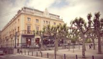 Le Grand Hotel Puente Colgante 3* est situé à 15 minutes du centre de Bilbao - DR : SEH