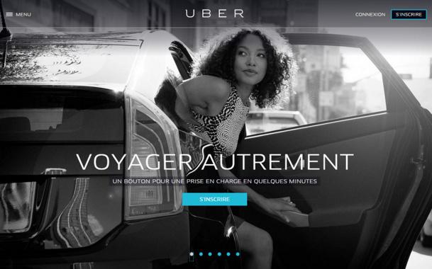 Uber continue d'accumuler des fonds et s'affirme dans son expansion internationale - DR : capture d'écran Uber