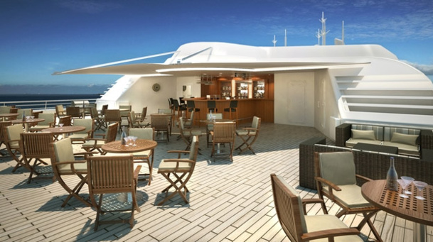 Windstar va procéder à la rénovation des anciens navires Seabourn - Photo DR