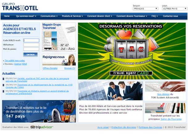 Espagne : Transhotel sur la voie de la liquidation judiciaire ?
