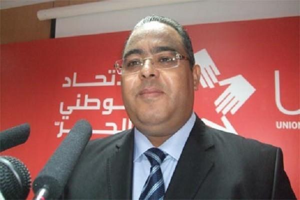 Mohsen Hassan est le vice-Président de l'UPL - Photo DR